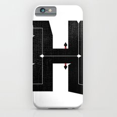 The Letter H Slim Case iPhone 6s