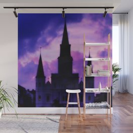 Cathedral Wall Mural