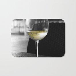 The Lone Companionship of Pinot Noir Bath Mat