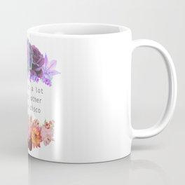 Panic! Coffee Mug