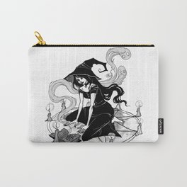 Inktober Witch Carry-All Pouch