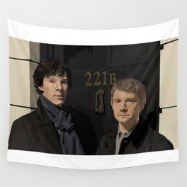 """221B"" Wall Tapestry"