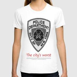 The city's WORST T-shirt