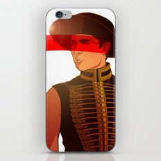Masked Bandit iPhone & iPod Skin