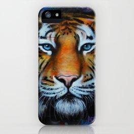 Tiger of Hosier Lane iPhone Case