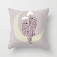 Hirsute Throw Pillow