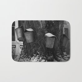 Sugaring 2 - Maple Syrup Bath Mat