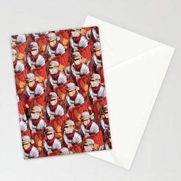 Roman Legionary Pattern Stationery Cards