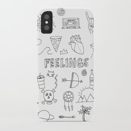 stuff & things iPhone Case
