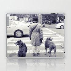 don't walkies... Laptop & iPad Skin