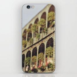 New Orleans Royal Street Balconies iPhone Skin