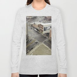 Downtown Detroit 3 Long Sleeve T-shirt