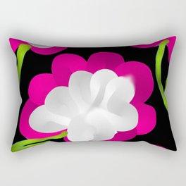 Torenia Rectangular Pillow