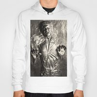 han solo Hoodies featuring Han Solo carbonite by Ferdinand Bardamu
