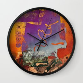 Too Early In The Morning To Think About It Wall Clock