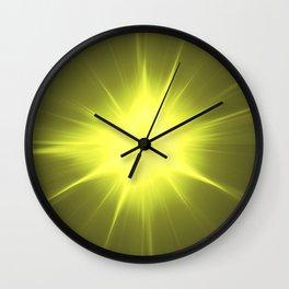 Holy Fuck Wall Clock