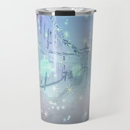 Architektur Schloss Hirschberg Travel Mug