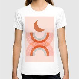Cradle the moon - twilight T-shirt