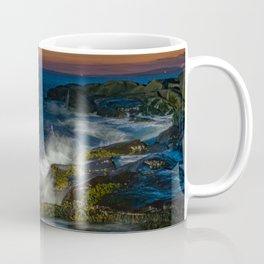 Peggys cove sunset Coffee Mug