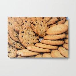 Cookie Mania Metal Print