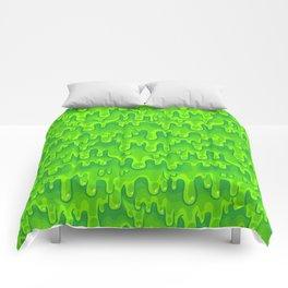 Slimed Comforters