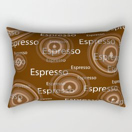 Espresso Rectangular Pillow