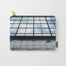 Mirror in #montreal Carry-All Pouch