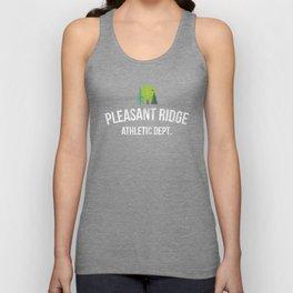 Pleasant Ridge Athletic Dept. Unisex Tank Top