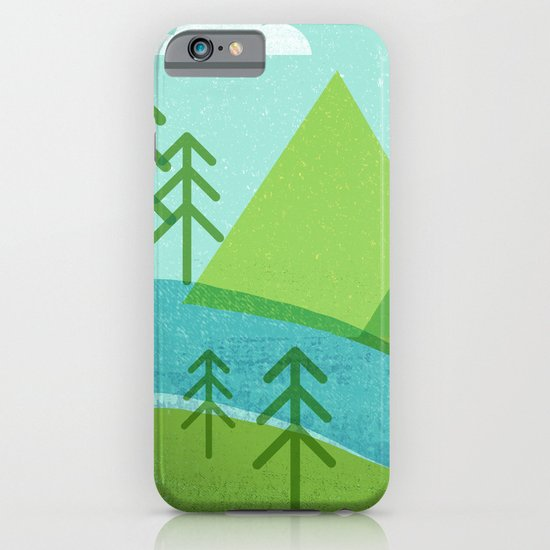 Roll On Columbia iPhone & iPod Case