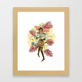 Casca Framed Art Print