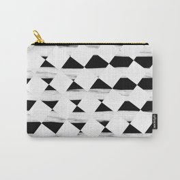 Checkers Gross Stripes Carry-All Pouch