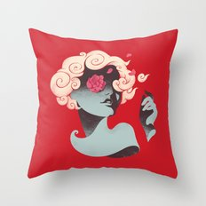 Windy Throw Pillow