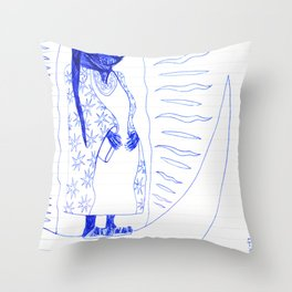 1997 iv 19 Throw Pillow