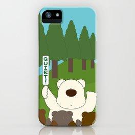 WE♥GOLF iPhone Case