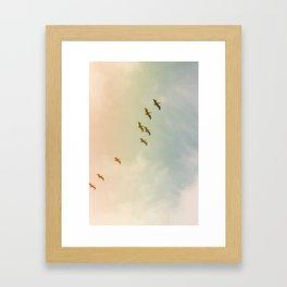 Updraft #3 Framed Art Print