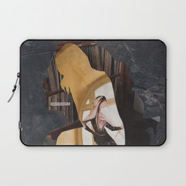 advice for coping with chronic mental illness? Laptop Sleeve