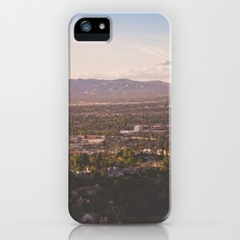 Mulholland Drive iPhone Case