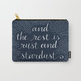 Rust and Stardust Carry-All Pouch