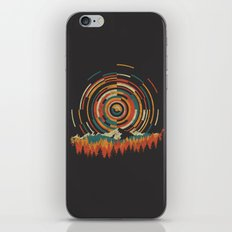 The Geometry of Sunrise iPhone & iPod Skin