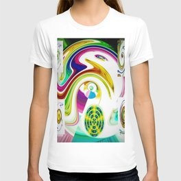 Abstract Perfection 25 T-shirt