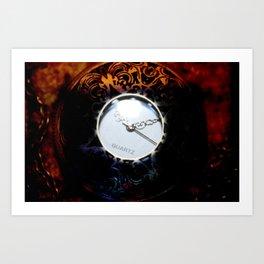 TimeComp Art Print