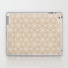 Bege Lotus Laptop & iPad Skin