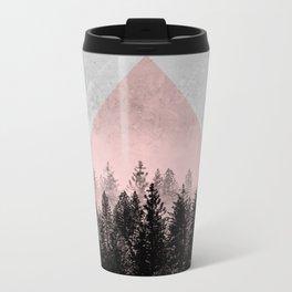 Woods 3X Metal Travel Mug