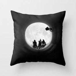 Fullpipe Wolves Throw Pillow