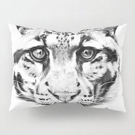 Himalayan Clouded Leopard Pillow Sham