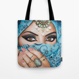 Areej Tote Bag