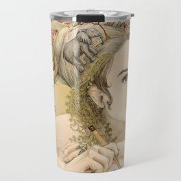 Animal princess Travel Mug