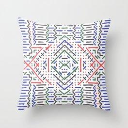 D&L Throw Pillow