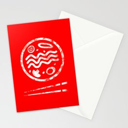 Ramen Logo Stationery Cards