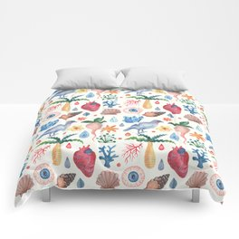 Tropical Dream Comforters